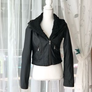 New Look - Faux Leather Moro Jacket